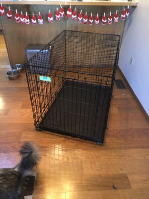 Extra large dog kennel for Sale in Edgewood, WA