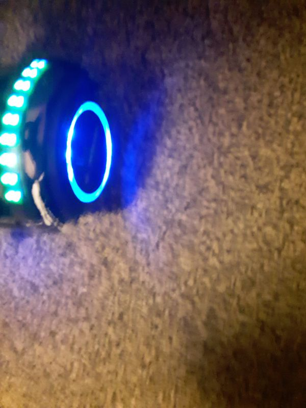 Hoverboard (HoverHeart) [Like New] (Bluetooth)