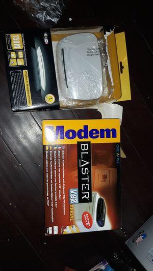 Modem for Sale in Perris, CA