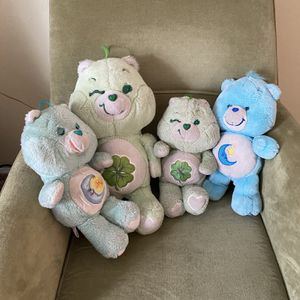 Vintage Kenner Care Bears Plush Dolls for Sale in Suffolk, VA