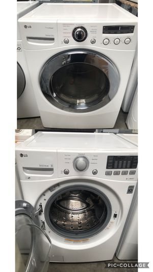 Washer and dryer LG for Sale in South Gate, CA
