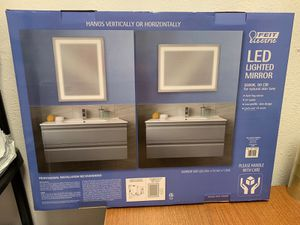 LED vanity mirror for Sale in West Covina, CA