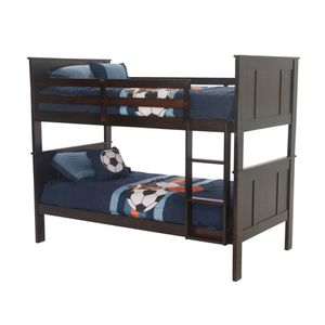 Jeromes Murano twin Bunk Beds ( Cappuccino Color) for Sale in Chula Vista, CA