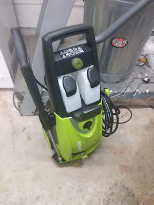 Sunjoe pressure washer and electric blower for Sale in Kannapolis, NC