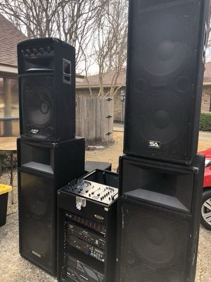 DJ System for Sale in DeSoto, TX