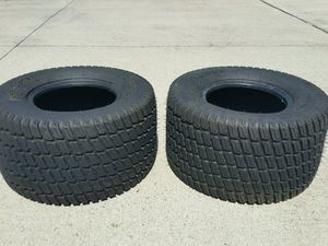 Lawn Tractor Tires. Carlisle Turf Master 22x11.00-10 nhs for Sale in CASTLE SHANN, PA