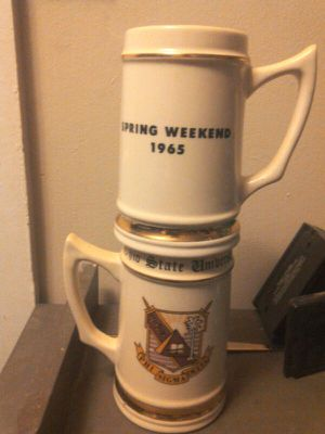 1965 spring Ohio state university mugs for Sale in Cleveland, OH