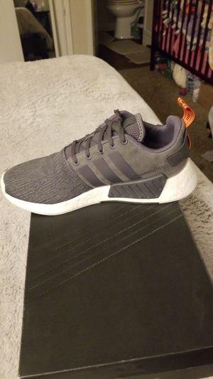 Grey Adidas NMD_R2 for Sale in Huntington Beach, CA