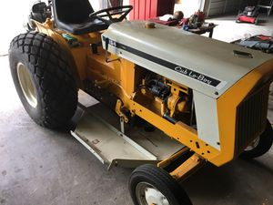 Cub Cadet Lo Boy 154 Tractor for Sale in Lillian, TX