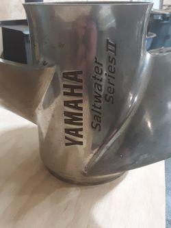 Yamaha Saltwater Series II Prop for Sale in Arlington,  WA