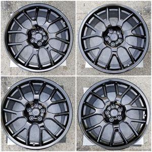 """Original 21"""" Camaro Dusk Edition Factory Wheels Black Rims for Sale in Los Angeles, CA"""