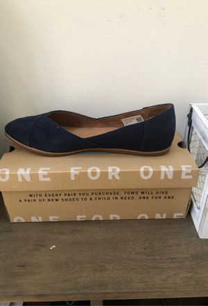 Toms 7.5 Brand New. Never Worn! for Sale in Tamarac, FL