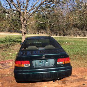 1998 Honda Civic for Sale in Eatonton, GA