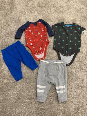 Baby boy clothes 0-3 months for Sale in Redmond, WA