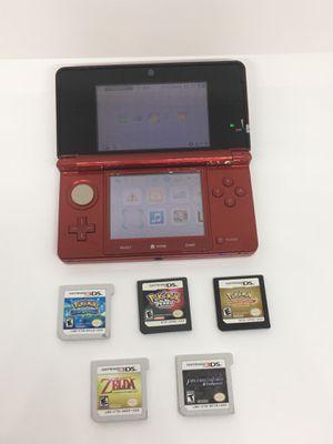 Nintendo 3DS + Pokémon for Sale in Folsom, CA