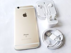 iPhone 6S+ Plus , Unlocked for All Company Carrier, Excellent Condition like New for Sale in Springfield, VA