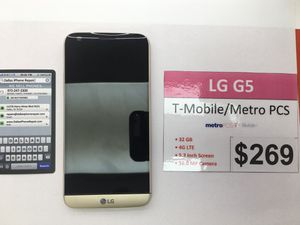 LG G5 for Sale in Dallas, TX