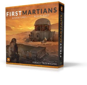 First Martian Board Game for Sale in Anaheim, CA