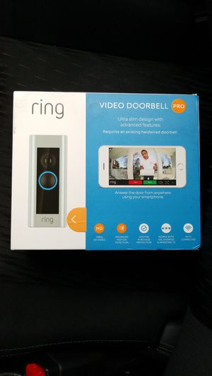 Ring video doorbell for Sale in San Diego, CA