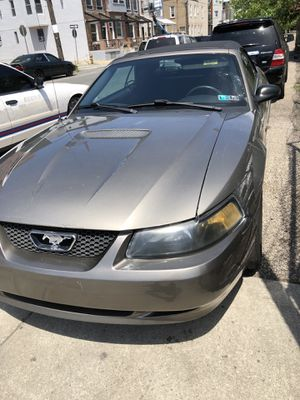 2002 Ford Mustang Premium for Sale in Philadelphia, PA