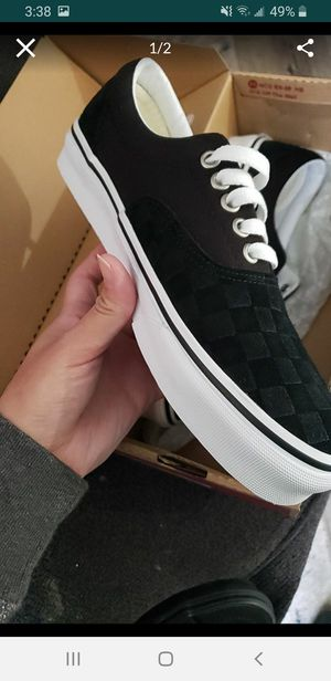 Checkered vans for Sale in Anaheim, CA