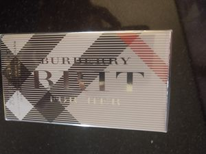 Burberry Brit For Her Perfume New in Box for Sale in Rolling Hills Estates, CA