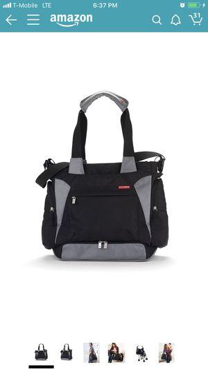 Skip Hop Bento Meal-to-Go Diaper Bag, Black for Sale in Duluth, GA