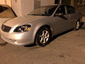2006 Nissan Altima 2.5S for Sale in Boston, MA