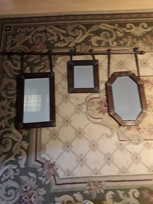 3 Mirror Wall Decor for Sale in Phoenix, AZ