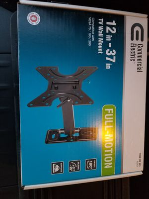 TV wall mount 12-37 inch tv for Sale in Brooklyn, NY
