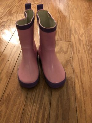 Girls rain boots for Sale in Ipswich, MA