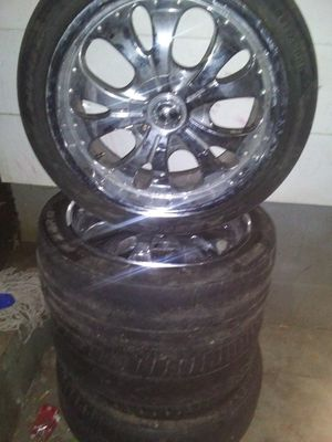 6 lug 20 for sale rims for Sale in Kingsport, TN