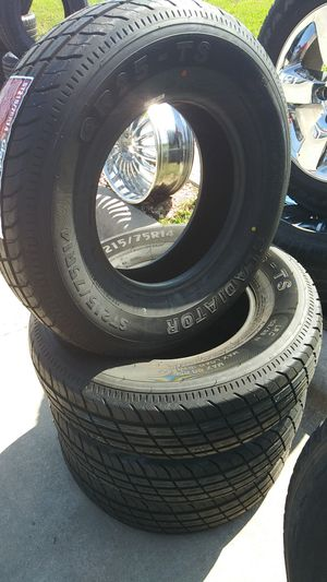 215/75R14 for Sale in DEL VALLE, TX