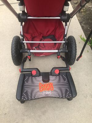 Bugaboo Stroller w/matching backpack for Sale in Long Beach, CA