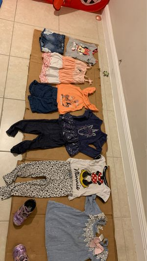1-2 girl year old clothes for Sale in Palmetto Bay, FL