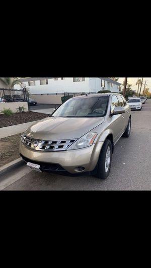 2005 Nissan Murano for Sale in La Mesa, CA