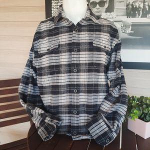 Men's Jachs MFG Co Flannel Plaid Button Front for Sale in Sacramento, CA