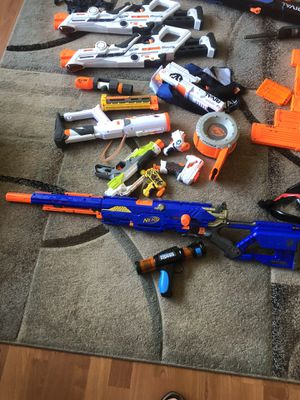 <<<<Nerf guns lot>>>> for Sale in Minneapolis, MN