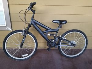 26 inch Wheels 21 Speed Grip Shift PX4.0 Next Black Mt Bike Needs Chain for Sale in SeaTac, WA