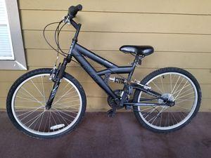 26 inch Wheels 21 Speed Grip Shift PX4.0 Next Black Mt Bike Needs Chain for Sale in SeaTac, WA