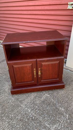 Rolling Tv stand for Sale in Tulsa, OK