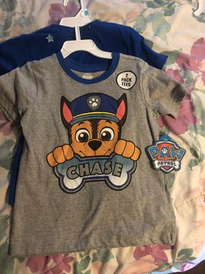 Paw patrol size 5 NWT for Sale in White Pine, TN