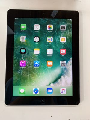 Ipad 4th gen 9.7 inch 16GB wifi - $110 firm price for Sale in Renton, WA