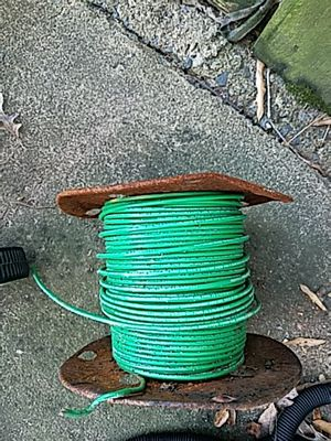 Groung wire #10 for directv for Sale in Manassas, VA