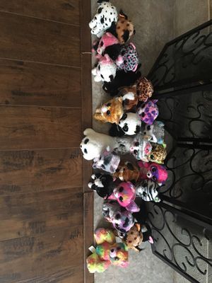 Ty stuffed animals for Sale in Mount Pleasant, PA