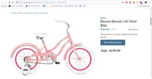 Trek Electra Girl's Bike for Sale in Miramar, FL