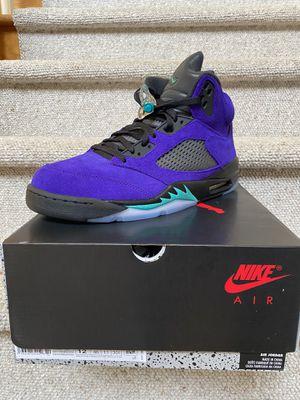 Jordan 5 Alternate Grape Size 12 for Sale in Atlanta, GA