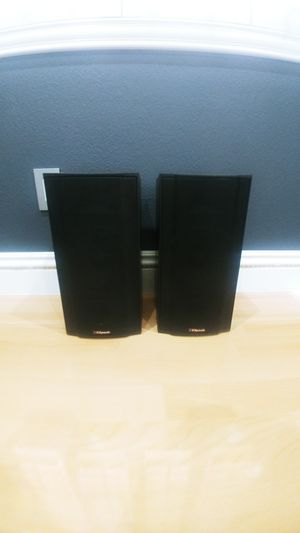 KLIPSCH KSB 2.1 SPEAKERS for Sale in Las Vegas, NV