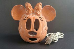 Minnie Mouse Jack-O-Lantern for Sale in Chicago, IL