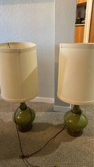 Lamps (2) for Sale in Belle Isle, FL